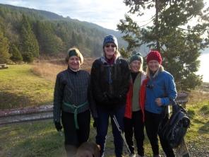 2012 Hiking buddies
