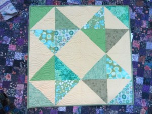 25 x 25 Duck Star Quilt by Towerhouse Quilts