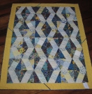 Venetian Tiles Quilt by Lisa Bee-Wilson