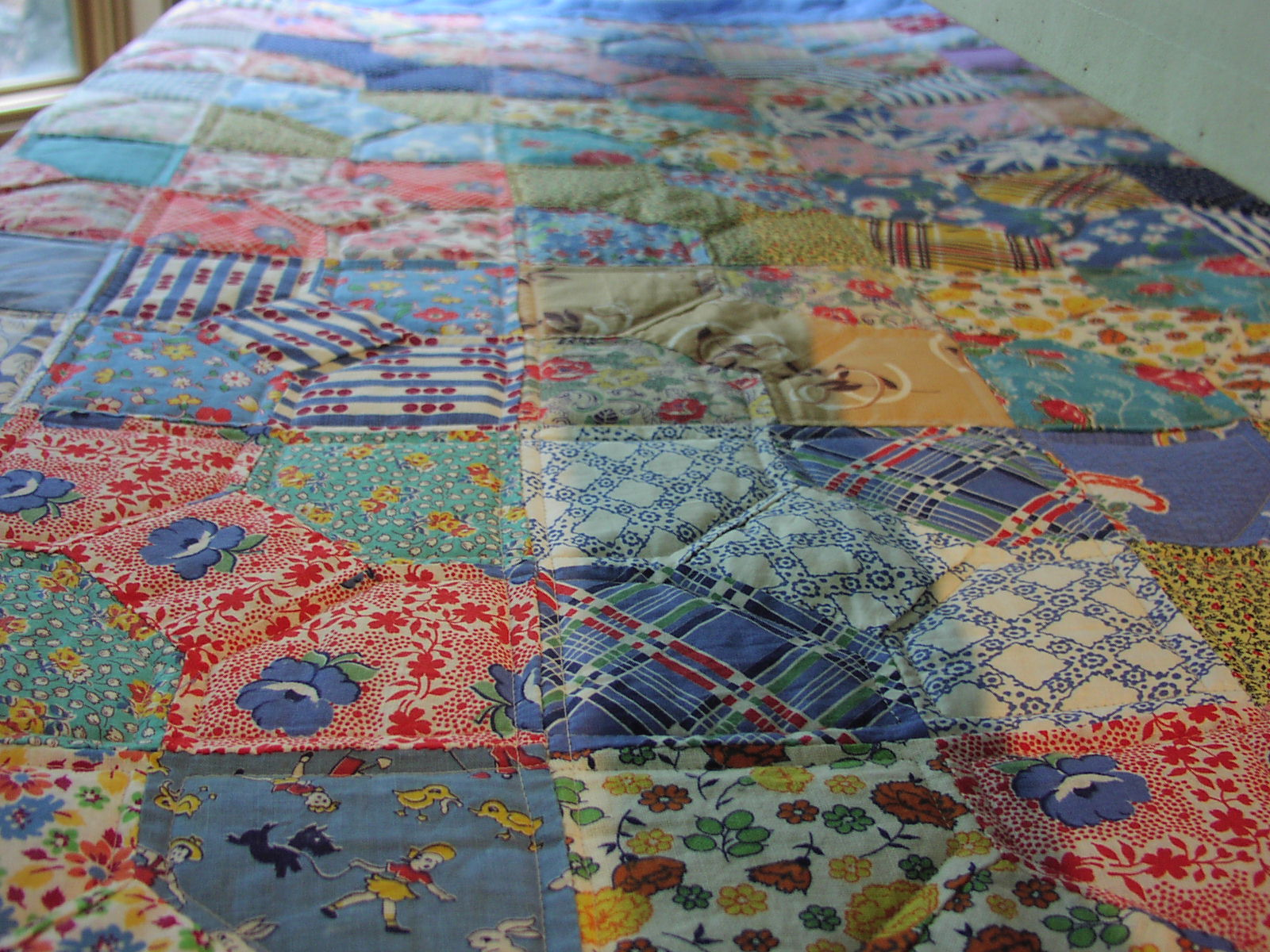 Feedsack bow tie quilt towerhouse quilts bow tie ccuart Image collections