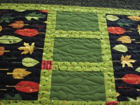 Table Runner for Piece by Piece