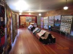 Quilt Show in Grange Hall
