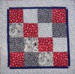Small Dog Quilt