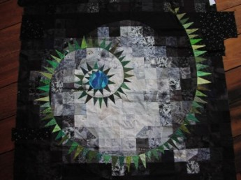 Lisa Bee-Wilson 100 Tree Quilt