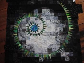 Lisa Bee-Wilson 100 Tree Quilt