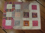 Plaid Squares - Sold