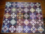 Purple Quilt - Sold