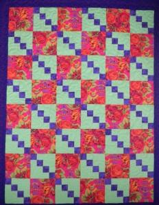 Karen's First Quilt