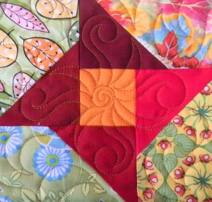 Close up of Twinkle Motif