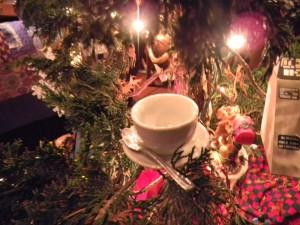 Coffee at Christmas?