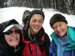 2010 Deception Creek Hiking