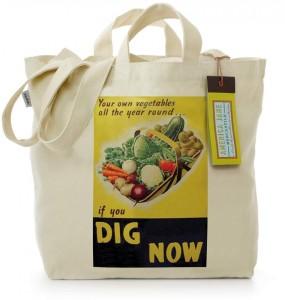 BeeModern Dig Now Tote Bag