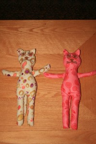 Dave's Cats