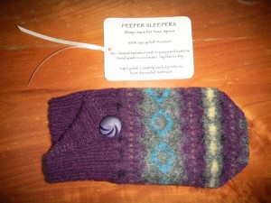 Peeper Sleepers - Purple