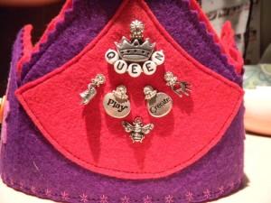 Pine Needler Quilt Queen Crown