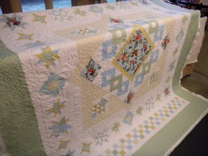 Block of the Month for 2011 at Piece by Piece