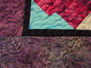 Marilyn's Japanese Puzzle Quilt