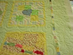Helen's Group Comfort Quilt