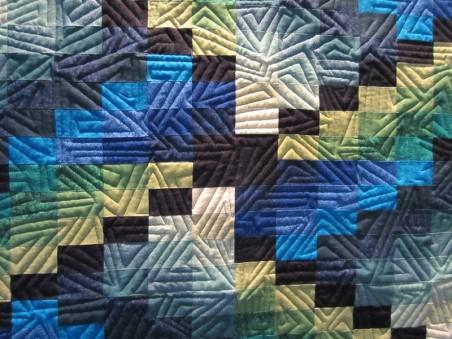 Geometric Overall Quilt Pattern Tish Mack