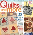 Quilts and More Magazine - Towerhouse Quilts - quilting by Lisa