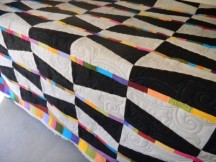 Lisa Bee-Wilson quilting
