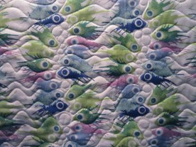 Sidelights Quilted by Lisa Bee-Wilson for PIece by PIece Fabrics