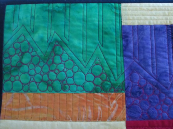 369.CatherineStrong quilt by Towerhouse Quilts