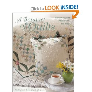 A Bouquet of Quilts Book