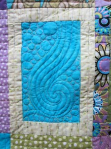 Tranquil Forest Quilt 006
