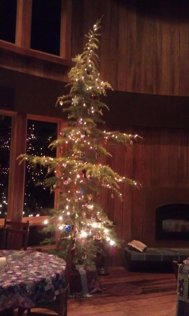 Towerhouse Christmas Tree 2012