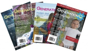Generation Q Magazine Subscriptions