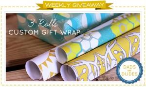 Spoonflower Giveaway wrap