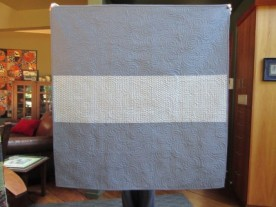 Tranquil Forest Baby Quilt (1)