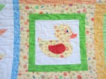 449.Lynne A baby quilt