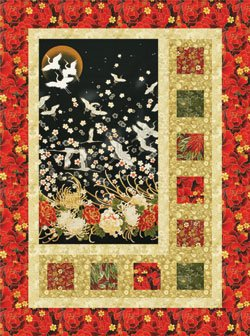 Sidelights Quilt Towerhouse Quilts