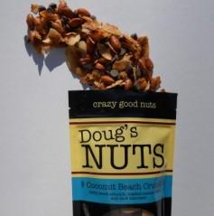 Doug's Nuts Coconut Beach Crunch