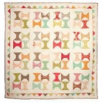 Craftsy class Simple Fresh Quilts by Joanna Figueroa