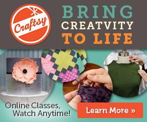 Craftsy Fabric Sale