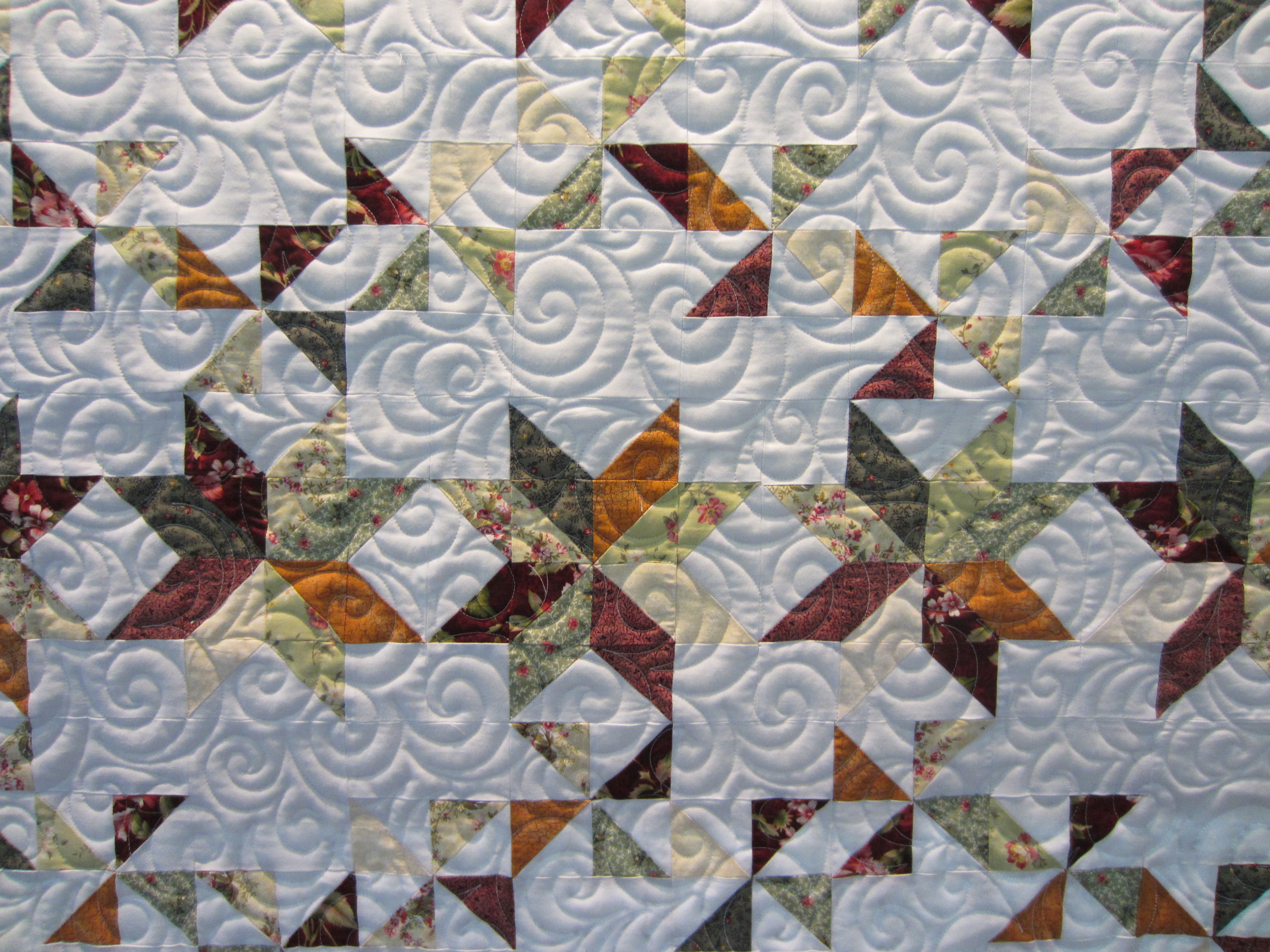 My Longarm Quilting Designs Towerhouse Quilts