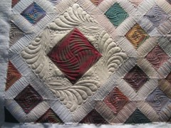 Custom Quilt for Juhlin