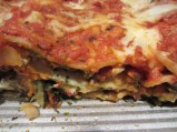 Lasagna Using Dried Veggies (3)