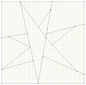 Star Block Pattern