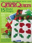 McCall's Quick Quilts 2014
