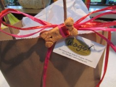 Pretty wrapping from WAGS!
