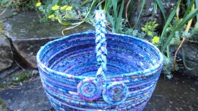 Rope Basket 078