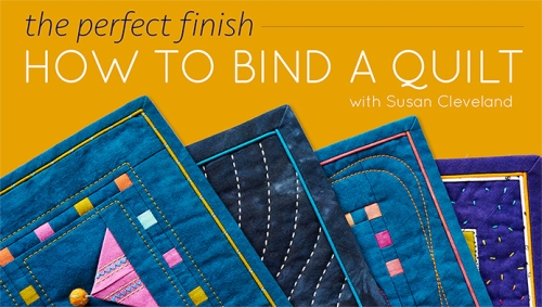 craftsy class binding
