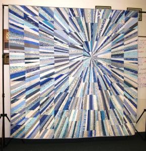 2015 raffle quilt