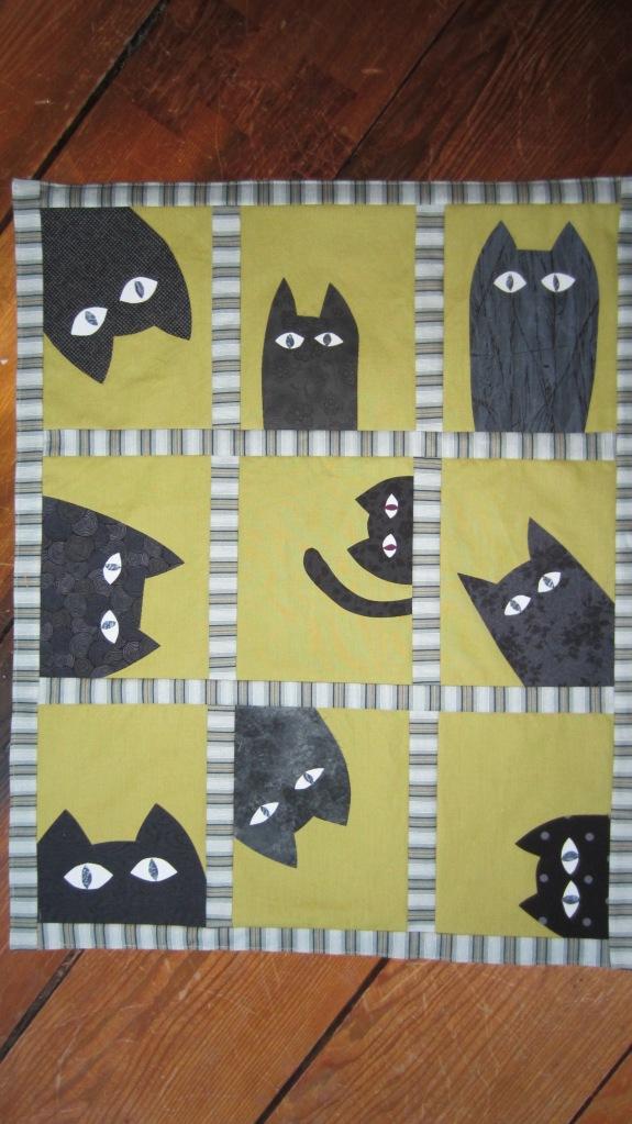 Halloween Cats 2015