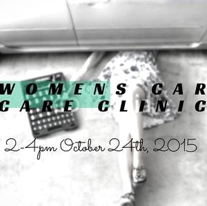 Womens'+Car+Care+Clinic+Website