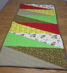 Laura S's Table Runner
